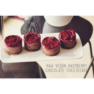Raw Vegan Cheesecake!