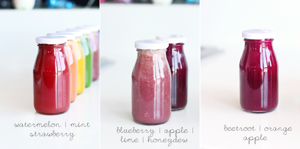 Recipe for cold pressed rainbow juices juicer reviews cold pressed rainbow juices healthy colorful delicious cold pressed juice recipes perfect for forumfinder Image collections