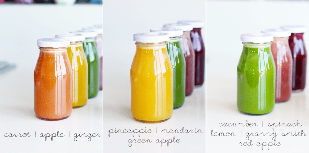 Healthy Slow Juicer Recipes : Recipe for Cold Pressed Rainbow Juices + Juicer Reviews!