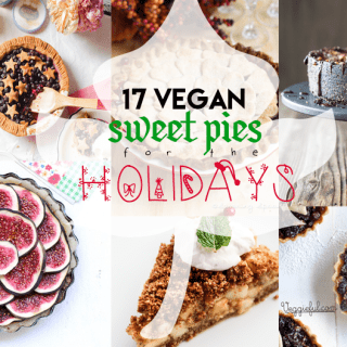 17 Vegan Sweet Pies for the Holidays