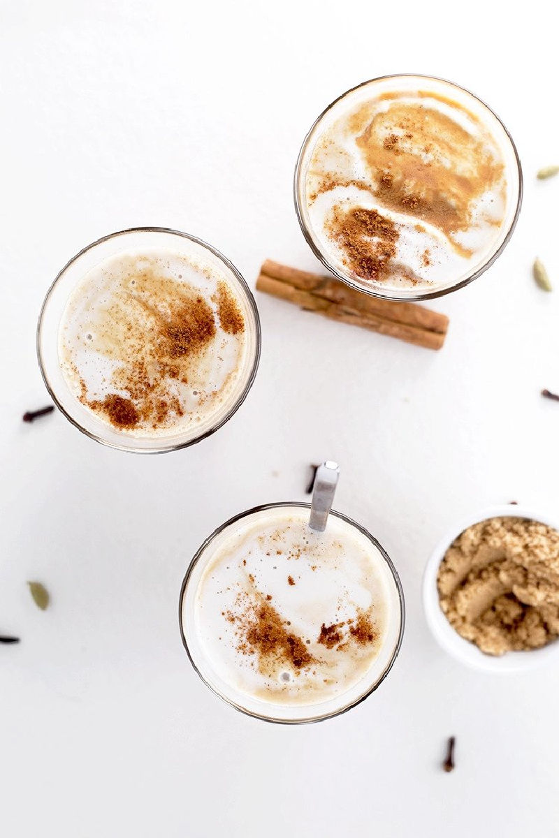 how to make a chai tea latte from scratch