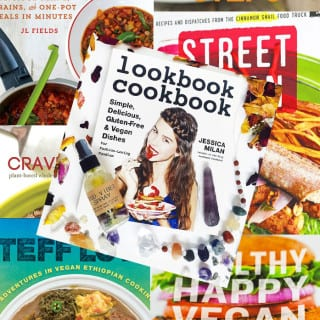 The Best Vegan Cookbooks of 2015 + Cookbook Giveaway (CLOSED)