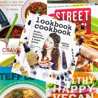The Best Vegan Cookbooks of 2015 + Cookbook Giveaway (CLOSED)