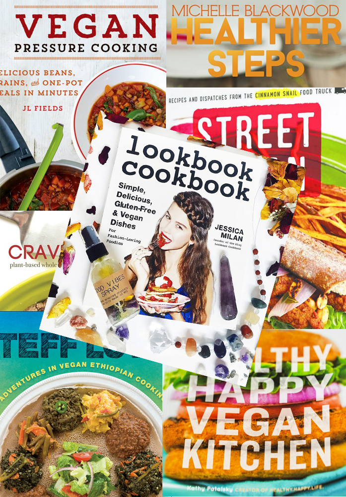 The 5 best new vegan cookbooks you need to read   Well+Good