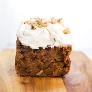 Super Moist Vegan Carrot Cake