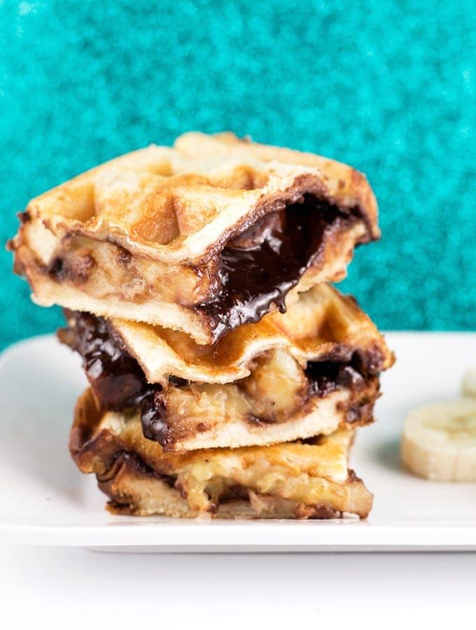 Vegan-Waffled-Nutella-Banana-Sandwich-1