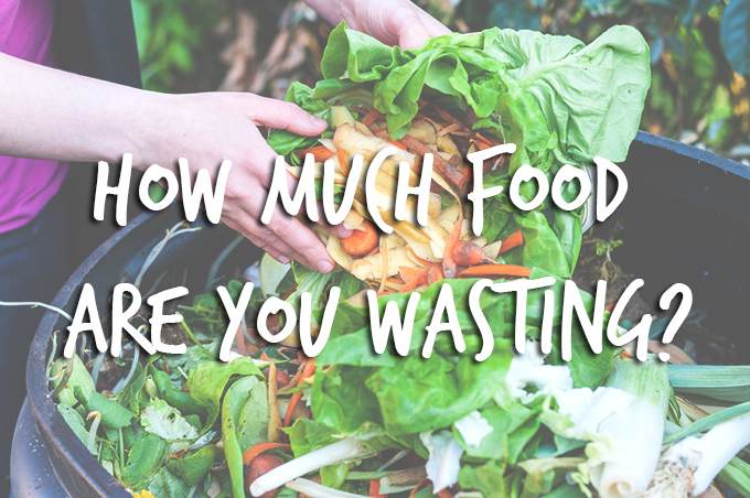 How Much Food Are You Throwing Out, And How Can You Prevent Wastage? #foodwaste #environment #food #wastage #vegan #vegetarian #planet #sustainability