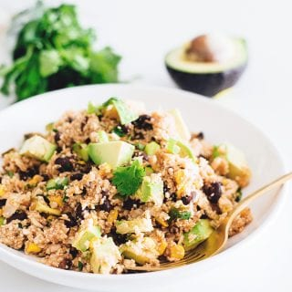 Low Carb Vegan Mexican Cauliflower Rice