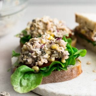 The Best Vegan Tuna Salad
