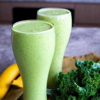 kale smoothie recipe